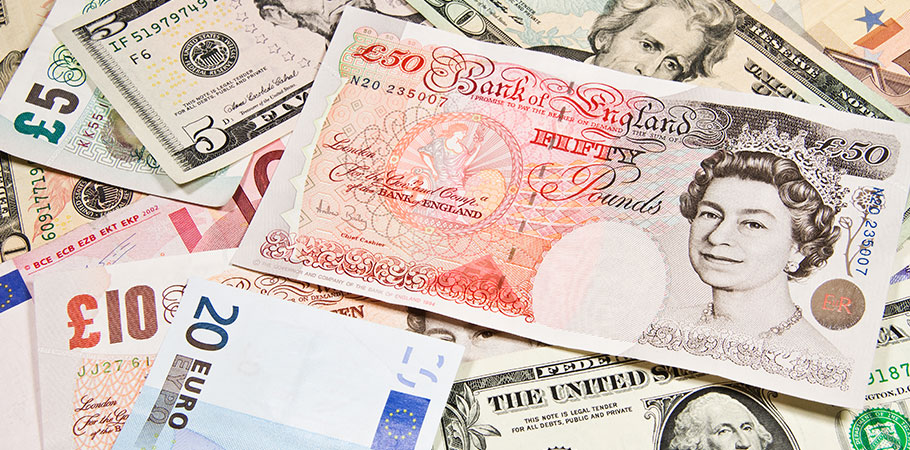 Englische Pfund Zu Euro