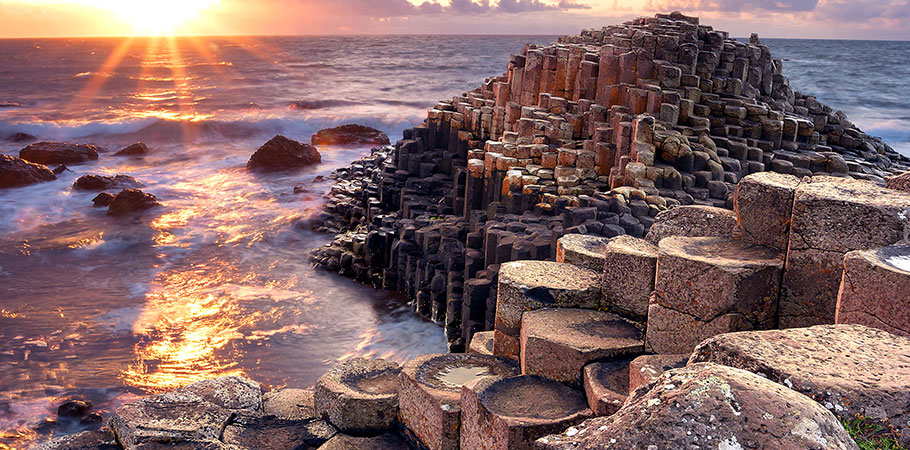 """Giant's Causeway"""