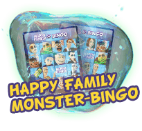 Monster-Bingo