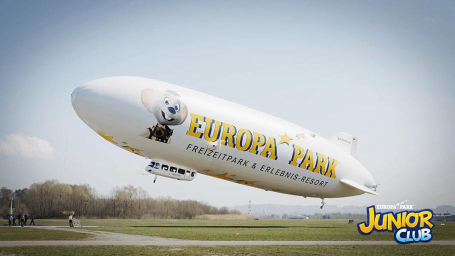 ballon dirigeable europa park